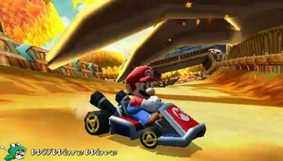 Review: Mario Kart 7 (3DS Retail) MarioKArt7Mariocopy