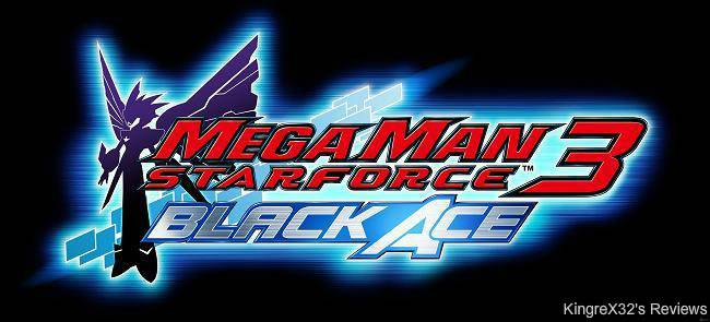DS Reviews MegamanStarforce3BlackAce