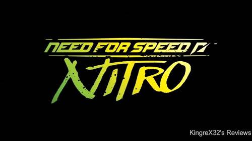 Review: Need For Speed Nitro (Wii Retail) NFSNitrologo