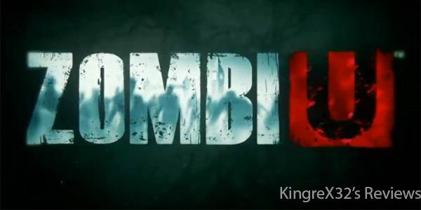 Review: ZombiU (Wii U Retail) ZombiUlogo