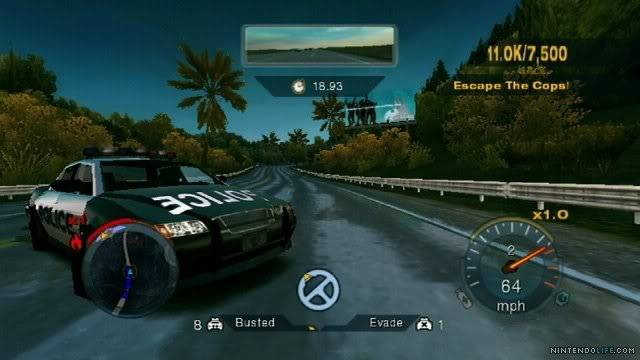 Review: Need for Speed: Undercover (Wii Retail) Bumperveiw