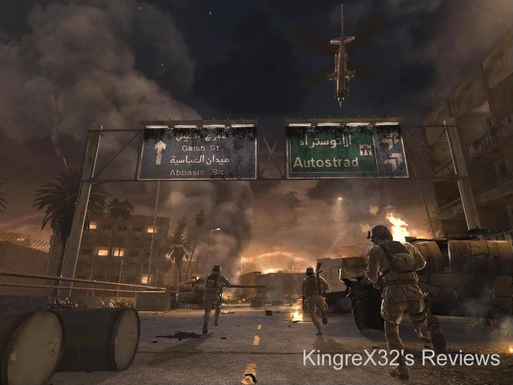 Review: Call of Duty Modern Warfare: Reflex Edition (Wii Retail)  Call-of-duty-4-modern-warfare-scree