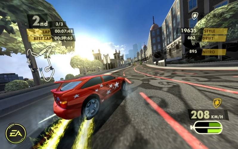 Review: Need For Speed Nitro (Wii Retail) Cosworth