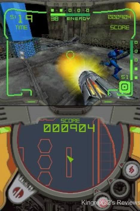 Metroid Prime Hunters Review By KingreX32  Met_image4