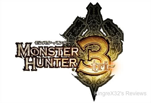 My top 10 Wii games (Part 2)  Monster-hunter-3-logo