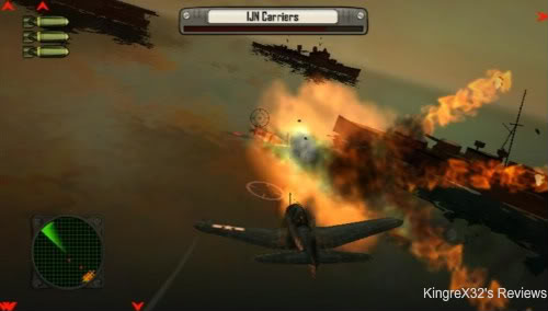Review: Pearl Harbour trilogy 1941 ~ Red Sun Rising (WiiWare) - Page 1 Pearl-harbor-trilogy-wake-island-sbd-scout-bomber-enemy-down-500x284