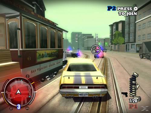 Review: Driver San Francisco (Wii Retail) Screenshot_3