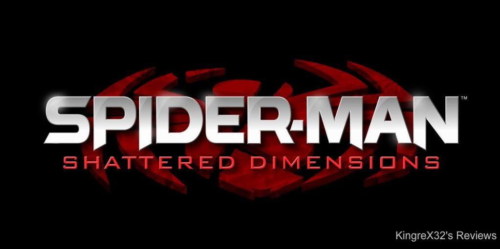 My Top 10 Wii Games (Part 1) Spidermanshattereddimentions