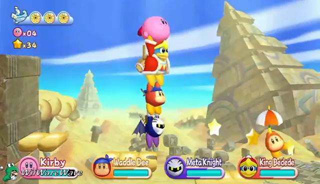 Review: Kirby's Return to Dream Land (Wii Retail) Wiiwar11-1