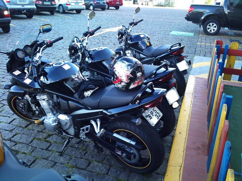 Retrospectiva 2011 do JapaT - Bandit 650S 2010 Preta DSC_0082