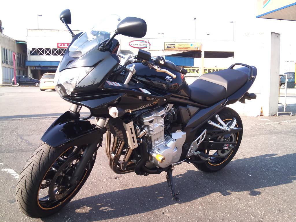 Retrospectiva 2011 do JapaT - Bandit 650S 2010 Preta DSC_0136