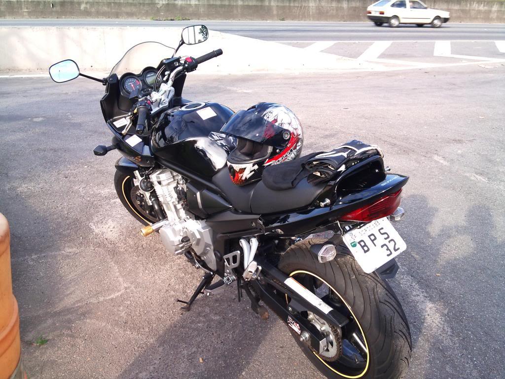 Retrospectiva 2011 do JapaT - Bandit 650S 2010 Preta DSC_0150