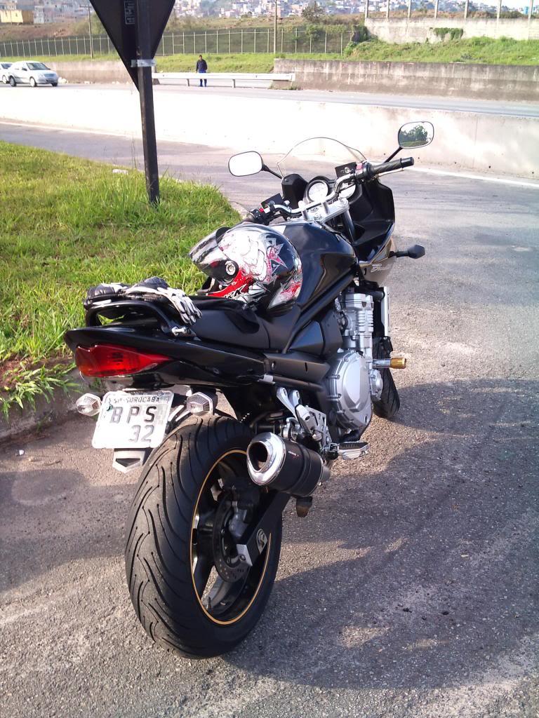 Retrospectiva 2011 do JapaT - Bandit 650S 2010 Preta DSC_0151