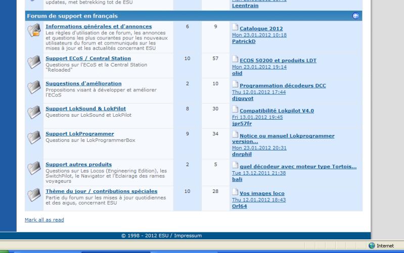 Forum ESU a présent disponible en français ESUFR
