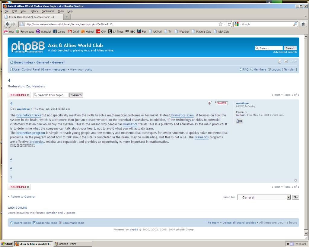 AAWC is hacked again Abogusmessageboard