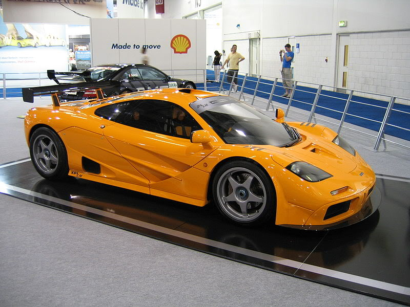 cars you want !!! Mclarenf1lm