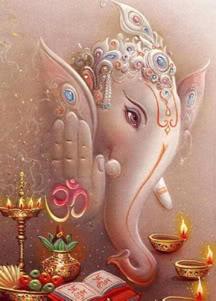 விநாயகர் அகவல்-1 -VSK Ganesha