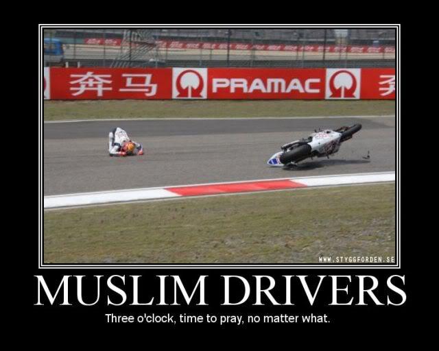 MOTIVACIONAIS MuslimDrivers