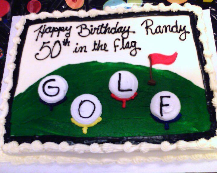 Cake Mistakes Golfcake