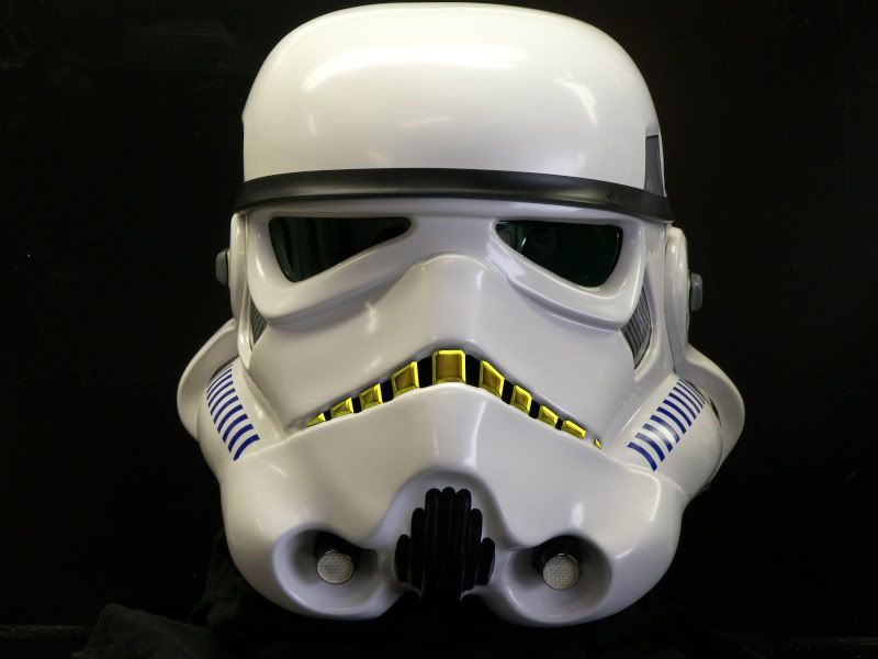 TM 2011 'Stunt' Helmet Goldtooth
