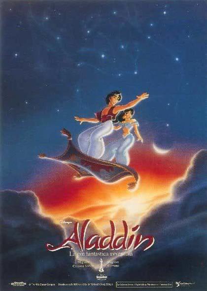 Disney Privilège: Votez pour votre jaquette préférée d'Aladdin [Protestation et nouvelle jaquette proposée !] - Page 9 Aladdin