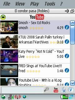Coreplayer 1.2.5 FULL Con Soporte para Video Flash (YouTube) 2