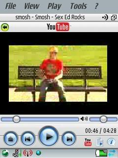 Coreplayer 1.2.5 FULL Con Soporte para Video Flash (YouTube) 3