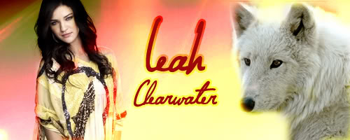 Jasper's Art xD LeahClearwater
