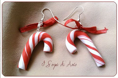 Provocare 6 polymer clay - Christmas Jewelry 4228184266_cda24d0850