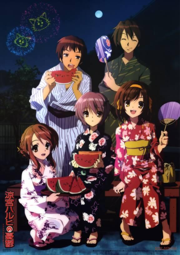 The Melancholy of Haruhi Suzumiya picture 5-15