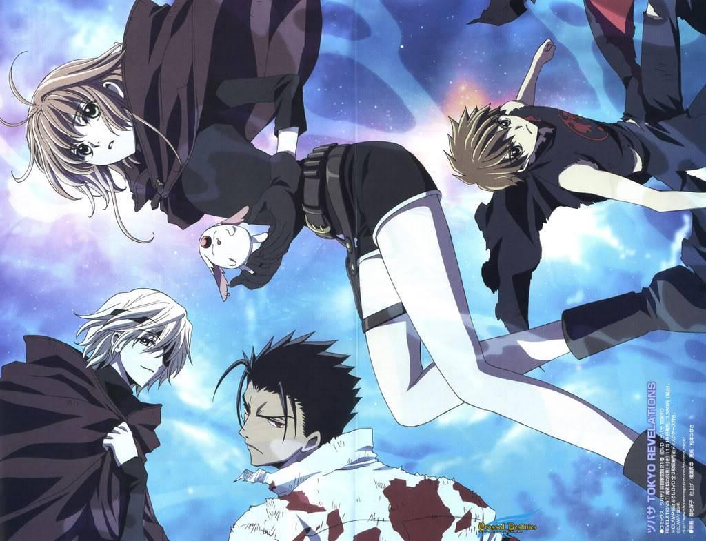 Tsubasa Chronicle [Anime/Mangá] [Aventura, Drama, Fantasia, Romance, Sobrenatural] 08