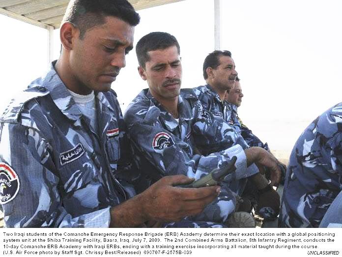 Iraqi Security Forces Uniform Photo IP_Emer_Resp_Brig_eagle_police_patc