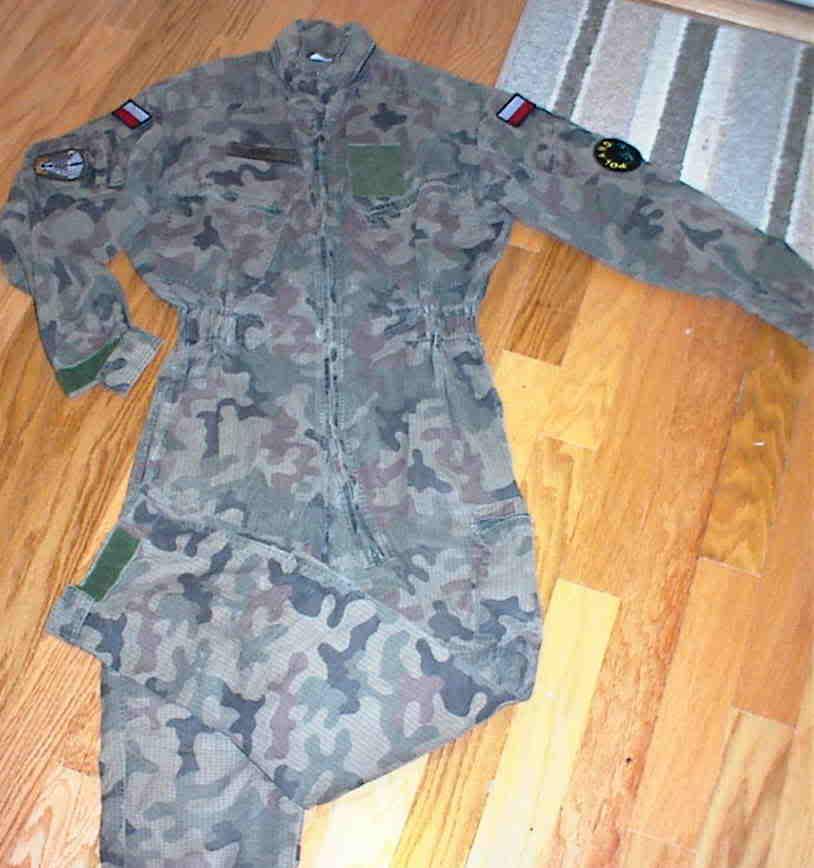 GROM coveralls Commando1