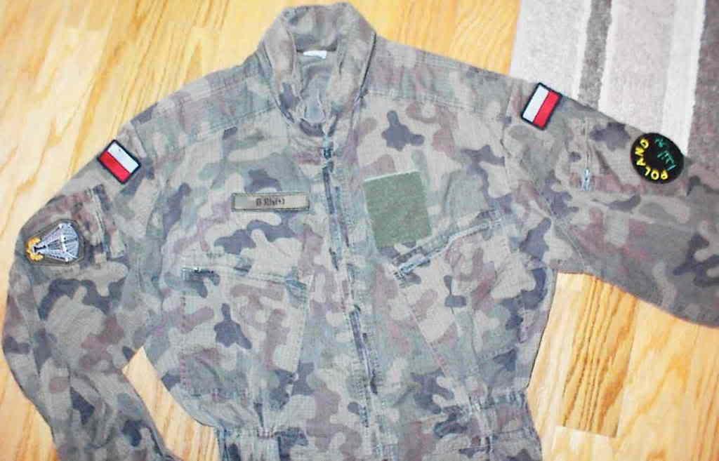 GROM coveralls Commando2
