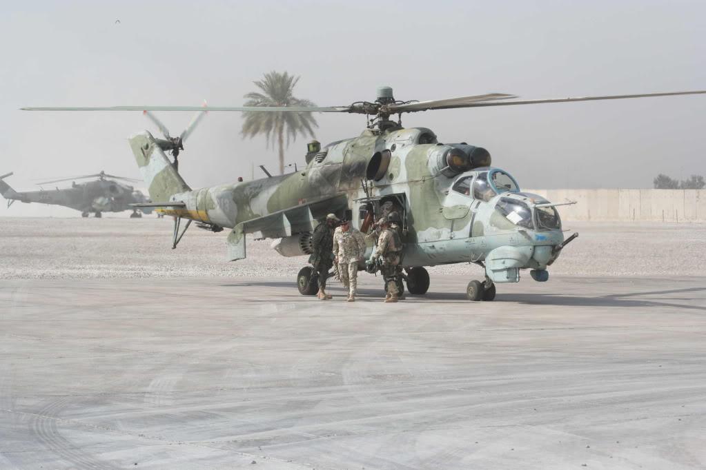 Polish Birds in Iraq Hind3