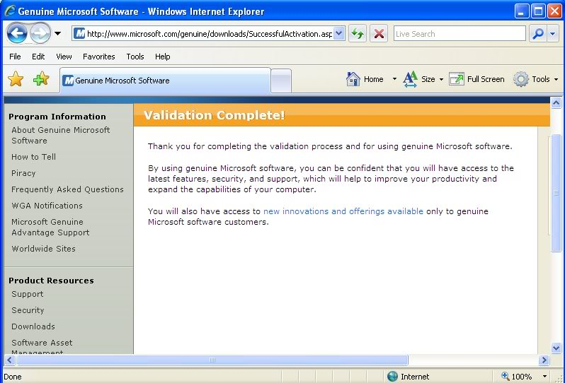 Windows XP SP3 MSDN Untouched Incl. GENUINE Serial(589mb) 3-1