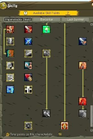 My Skill Trees Ohs2