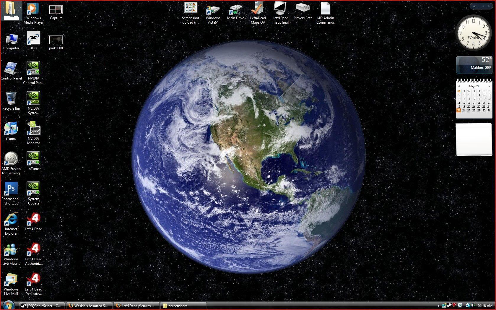 Show us your desktop! Capture