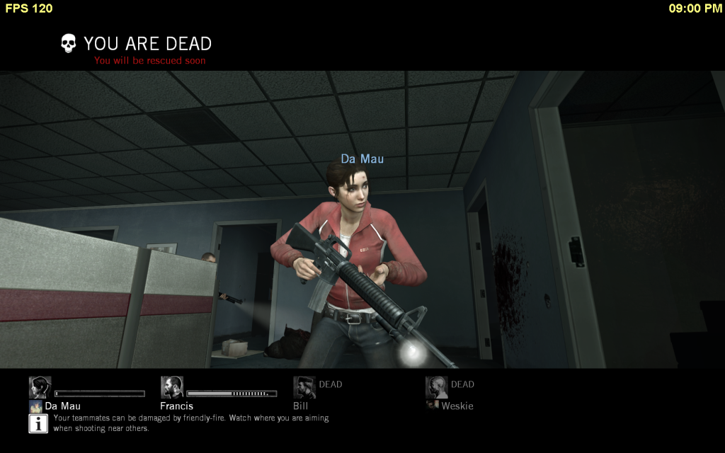 Weskie's Assorted Screenshot Thread L4d-20090418-210111