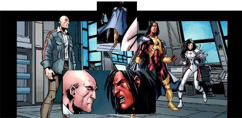 X-Men Nº103 (Julho/2010) Legacy04