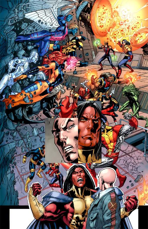 X-Men Nº103 (Julho/2010) Legacy06