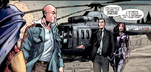 X-Men Nº103 (Julho/2010) Legacy09
