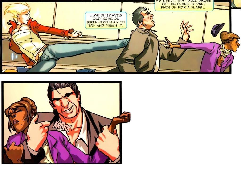 X-Men Extra Nº101 (Maio/2010) Img2-3