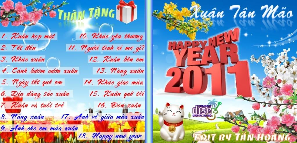Thân tặng các bạn tin vip mẫu thiết kế bìa đĩa xuân 2011 Maubiadiaxuan-tanhoang