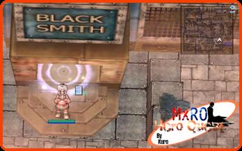 Quest Job [Blacksmith] Blacka