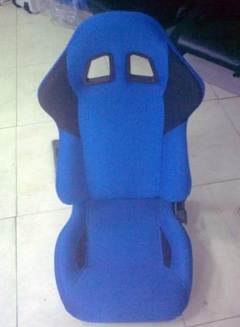 baquet`s pele e tecido (varios modelos) 17052010459