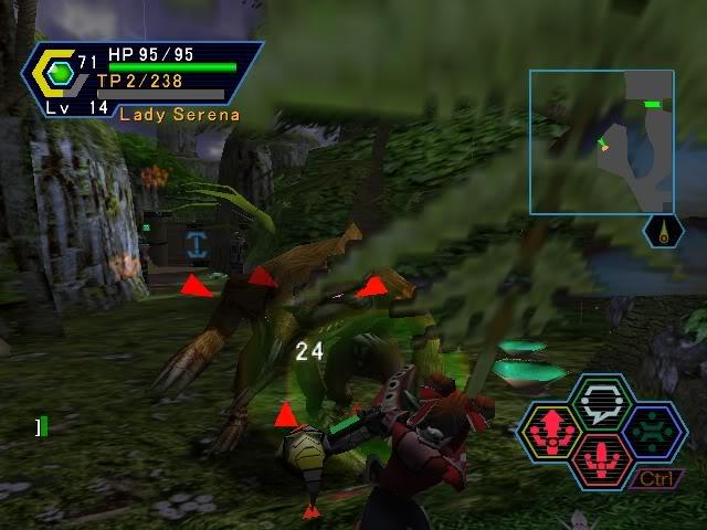 PSO PC/ V1&V2 Screenshot Gallery! - Page 7 FightingtheGo