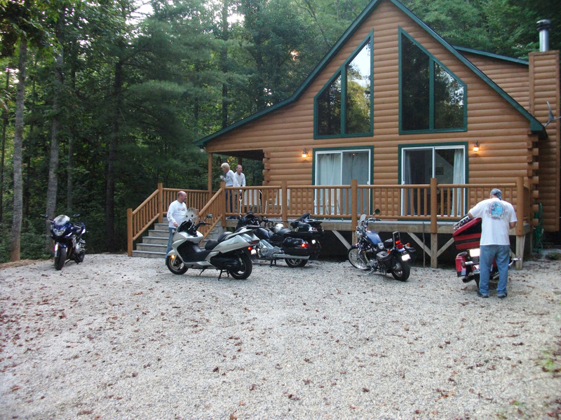 Pictures from a great weekend on the Cherahola and Dragon! (Added 7 more pictures 8/28) DSCF9524