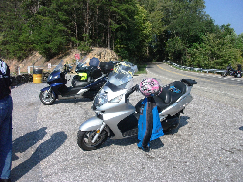 Pictures from a great weekend on the Cherahola and Dragon! (Added 7 more pictures 8/28) DSCF9540