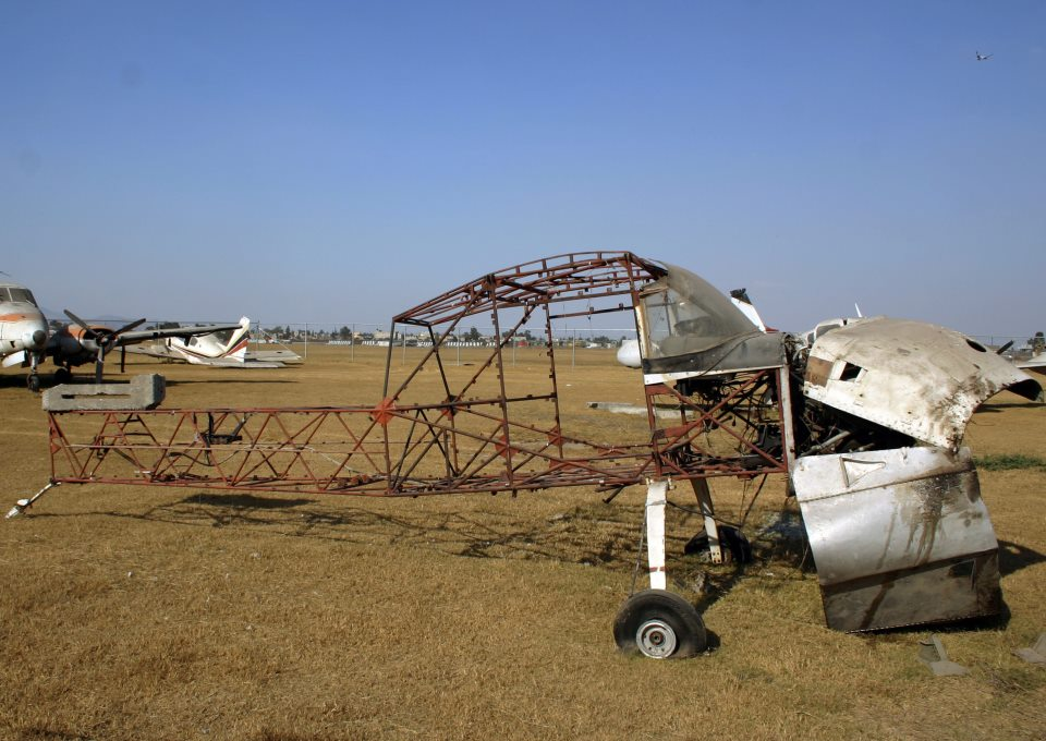 Avion Tonatiuh Tona-AICM-1